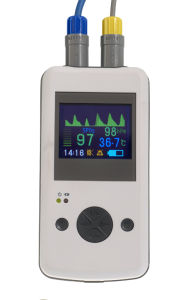 Ox-II+ Hot Selling CE Approved Handheld Finger Oximeter Cheap pictures & photos