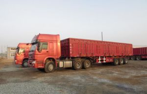 Sinotruk HOWO 6X4 371HP Tractor Truck pictures & photos
