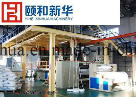 Non Woven Fabric Making Production Line Ssmms 3200mm pictures & photos