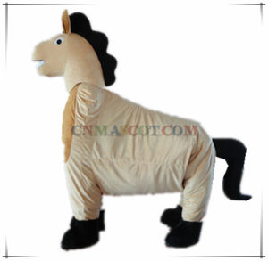 Four Legs Haha Horse Mascot Costume pictures & photos