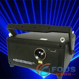 Stage Lighting / 2W Blue Animation Laser Light / Stage Laser Light / Disco Laser Light / DJ Laser Light (FS-L1006)