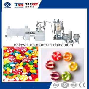 2color Hard Candy Production Line (GD150-S) pictures & photos