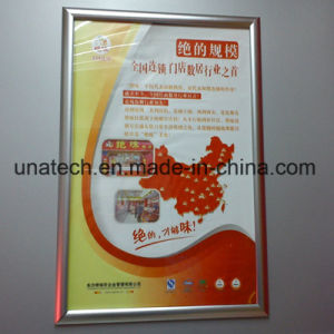 Customized Wall Mounted Picture Frame Display LED Light Box pictures & photos