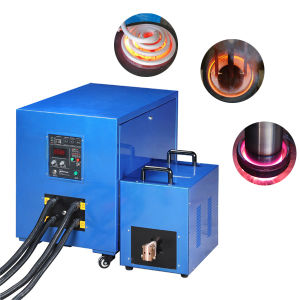 60kVA Industrial Induction Welding Heating Machine for Brazing Aluminum Pot