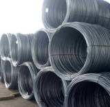 Gbq195, Q235, 08f, SAE1008, SAE1008b Hot Rolled Steel Wire Rod pictures & photos