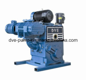 Slide-Valve Pump Used for Vacuum Crystal Pulling pictures & photos