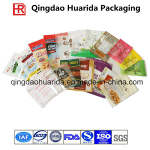 FDA Plastic Food Pouch Plastic Packaging Food Bag pictures & photos