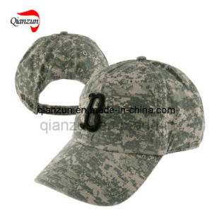 3D Embroidery Camouflage Baseball Cap pictures & photos