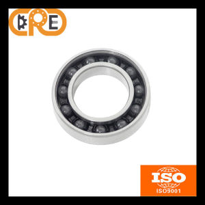 High Precision Hybrid Deep Groove Ball Bearing pictures & photos