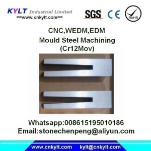 CNC Machining with Nickel Plated