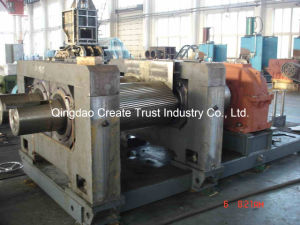 Hot Sale Rubber Crusher Mill with Feeding System pictures & photos