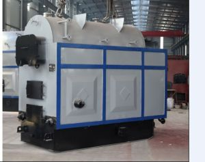 Small Industrial Biomass Pellet Fired Steam Boiler for Sale pictures & photos