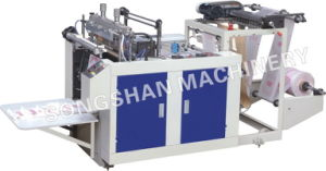 Single Line T-Shirt Bag Making Machine (DFR-600S) pictures & photos
