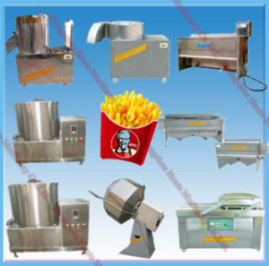 Expert Supplier Of Best Price French Fries Machine pictures & photos