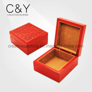 Customized Antique Wood Gift Box pictures & photos