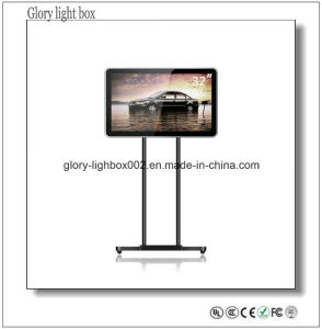 CE and RoHS Approved Wall-Mounted Advertising Player pictures & photos