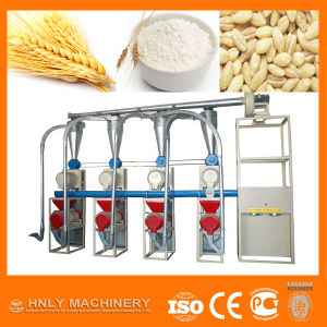 140t/D Automatic Steel Structured Wheat Flour Milling Line pictures & photos
