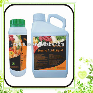 Soluble Organic Fertilizer Liquid Humic Acid pictures & photos