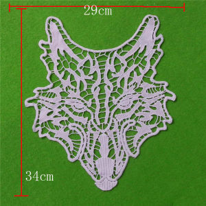 Soft Embroidery Cotton Lace Collar (cn122) pictures & photos