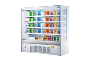 2.5m Air Cooling Multi-Deck Supermarket Display Fridge pictures & photos