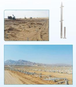 China Low Price Helical Screw Piles, Helical Piles pictures & photos