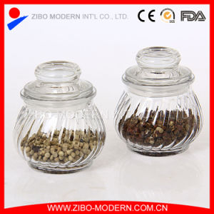 Healthy Glass Storage Jars Mini Jar Glass Jars Wholesale pictures & photos
