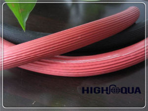 Red Oxygen Hose Single Welding Hose pictures & photos