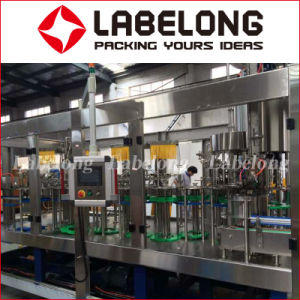 Small Beer Production Line/Automatic Beer Filling Machine pictures & photos