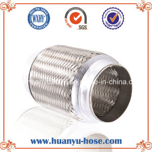 Auto Exhaust Flexible Pipe with Inner Braid pictures & photos