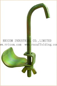 Galvanized and Drop Forged Scaffolding Ladder Clamp pictures & photos