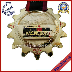 High Quality Large Size 3D Marathon Medal Awards pictures & photos