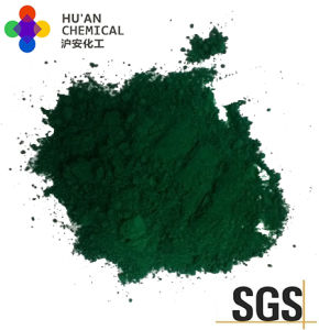 Phthalocyanine Green Pg7 Organic Pigment