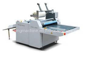 Semi-Auto Roll Laminator Machine for Pre-Glued Film/Glueless Film pictures & photos