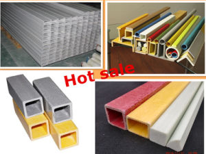 Fiberglass Square Tube with Heat-Resistant Quality pictures & photos