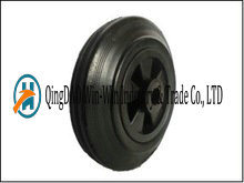 8*1.75 Flat Free Rubber Tire From China Supplier pictures & photos