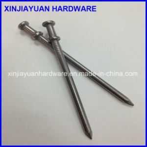 Bright /Galvanized Duplex Head Nails pictures & photos