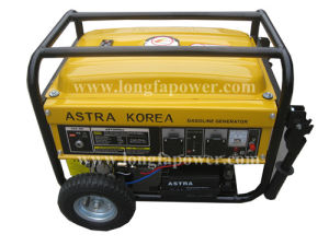 6.5kw Astra Korea Portable Generator with CE Soncap for Sale pictures & photos