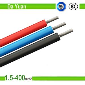 XLPE Insulated PVC Sheathed PV Solar Cable pictures & photos
