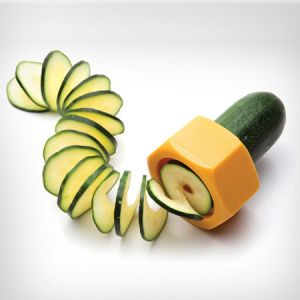 Cucumber Slicer, Vegetable Slicer, Vegetable Spiral Slicer pictures & photos