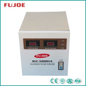 Power Supply Single Phase SVC-5kVA Automatic Voltage Stabilizer pictures & photos