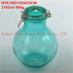 Big Glass Container 3765ml Glass Seal Jar