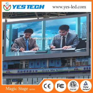 Yestech Rental RGB Video Outdoor and Indfoor Fullcolor LED Display pictures & photos