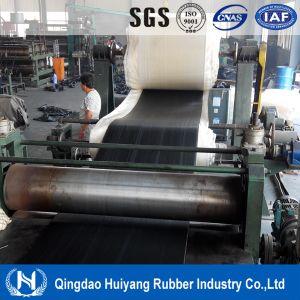 DIN22102-W Standard Fabric Conveyor Belt