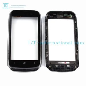 Manufacturer Wholesale Cell/Mobile Phone Touch Screen for Nokia  (N610) pictures & photos