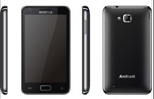 Mini Note I9220 3G Mtk6577 1.2GHz, Dual Core, 4.3inch WVGA IPS LCD, Capacitive Multi Touch Screen (N800)