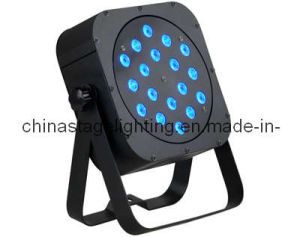 LED PAR Can Light 18 3W Tri RGB