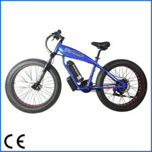 Electrical Snow Bike Ce (OKM-330)