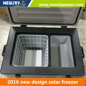 24V 12V DC Fridge, Solar Car Fridge pictures & photos