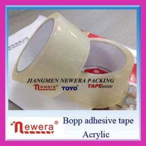 Water Based BOPP Adhesive Packing Tape pictures & photos