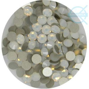 1440PC High Quality Flat Back Crystal Rhinestones 4mm Clear White Ss16 pictures & photos